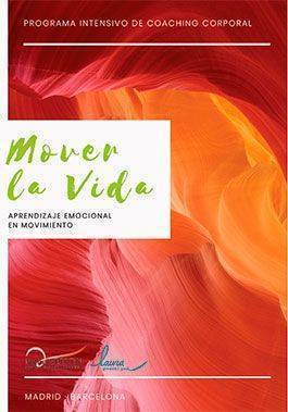 flayer Mover la vida con movimiento